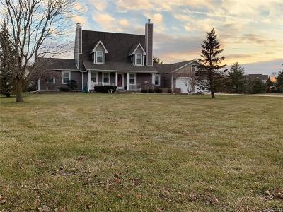 Huron Twp Single Family Home For Sale: 33033 West Road