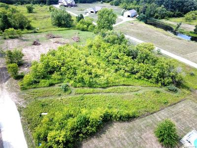 Hartland Twp MI Residential Lots & Land For Sale: $73,000