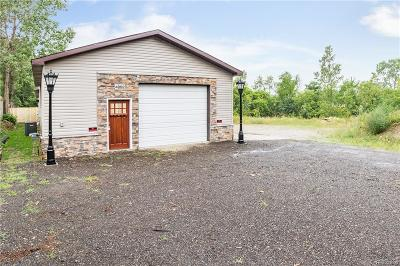 Livingston County Commercial For Sale: 4882 Langdon Drive