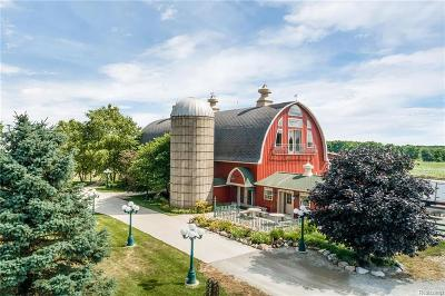 Single Family Home For Sale: 2681 Hadley Road