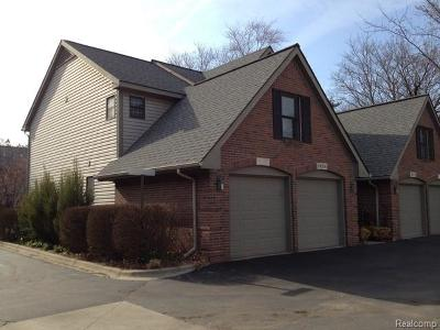 Clawson Condo/Townhouse For Sale: 1604 Michael Court