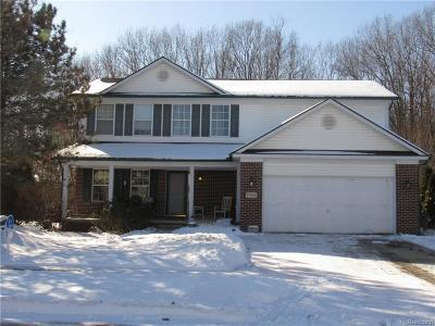 Brownstown Twp, Flat Rock Single Family Home For Sale: 17352 Pennsylvania Heights Drive