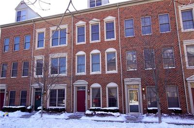 Birmingham Condo/Townhouse For Sale: 534 Graten Street #17