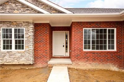 Brownstown, Brownstown Twp Single Family Home For Sale: 26406 Silver Creek Drive