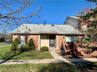 Salem, Salem Twp, Canton, Canton Twp, Plymouth, Plymouth Twp Rental For Rent: 41297 Southwind Drive