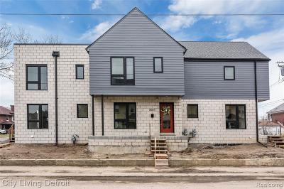 Detroit Condo/Townhouse For Sale: 111 Chandler #3