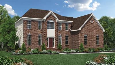 Canton, Canton Twp Single Family Home For Sale: 50898 Silverton Drive