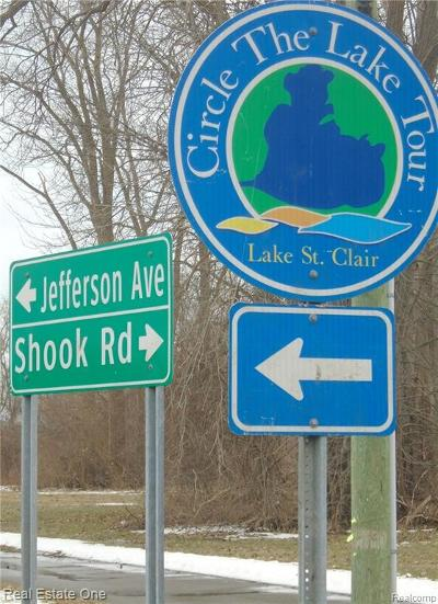 Harrison Twp Residential Lots & Land For Sale: Jefferson Avenue