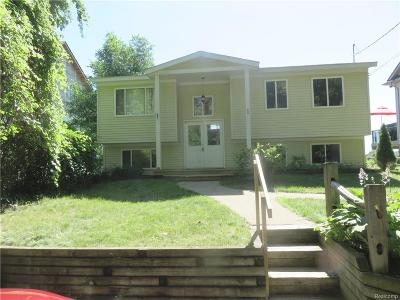 Oxford Single Family Home For Sale: 525 Maloney Avenue