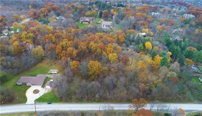 Oakland Twp MI Residential Lots & Land For Sale: $257,900