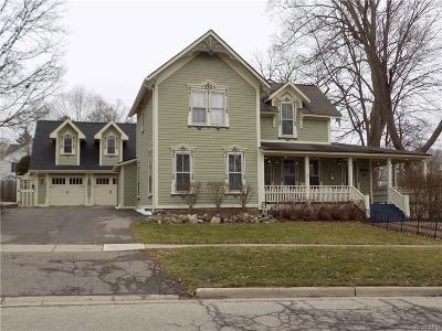 Milford Single Family Home For Sale: 624 N. Main St