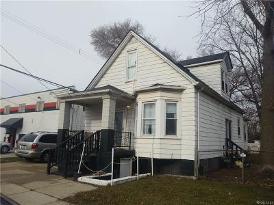 Warren Single Family Home For Sale: 8021 Hudson Avenue
