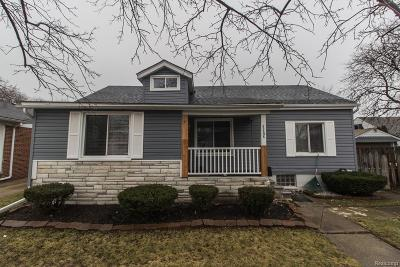 Eastpointe Single Family Home For Sale: 23806 Cushing Avenue