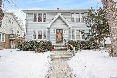 Monroe Multi Family Home For Sale: 117 E 8th Street