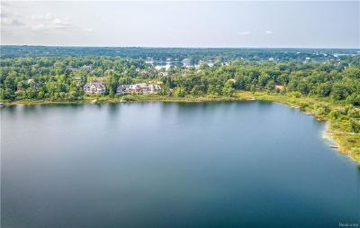 Bloomfield Twp Residential Lots & Land For Sale: 2754 Turtle Ridge Drive