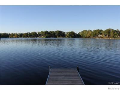 Bloomfield Twp Residential Lots & Land For Sale: 1729 Heron Ridge