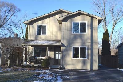 West Bloomfield Single Family Home For Sale: 1940 Allendale Avenue