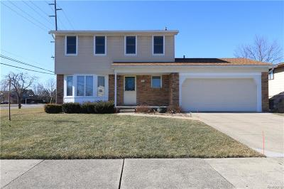 Garden City, Plymouth, Canton Twp, Livonia Single Family Home For Sale: 153 N Corrine Boulevard