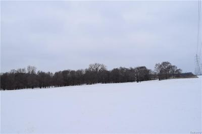 Macomb County Commercial Lots & Land For Sale: 12339 E Fourteen Mile Road