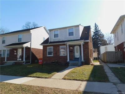 Wyandotte Single Family Home For Sale: 411 Kings Highway
