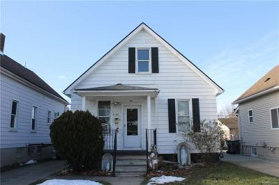 Dearborn Single Family Home For Sale: 5145 Middlesex Street