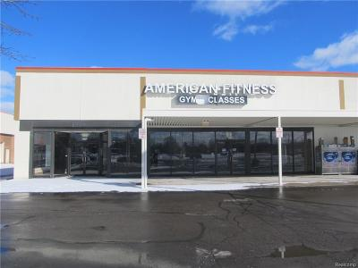 Clarkston, Waterford, Waterford Twp, Holly Twp Commercial Lease For Lease: 5072 Dixie Highway