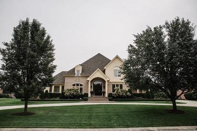 Oakland Twp Single Family Home For Sale: 2841 Long Winter Lane