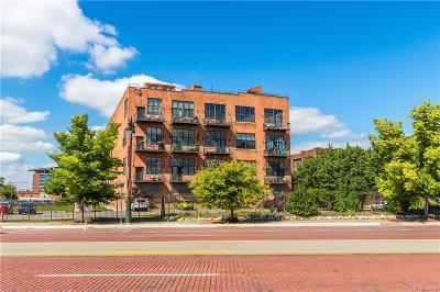 Detroit Condo/Townhouse For Sale: 2003 Brooklyn Street #413