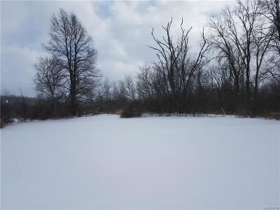 Hartland Twp MI Residential Lots & Land For Sale: $125,000