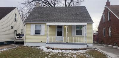 Lincoln Park Single Family Home For Sale: 807 Leblanc Street