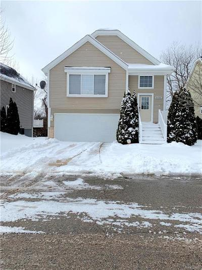 Clarkston, Independence Twp, Springfield Twp, Village Of Clarkston  Condo/Townhouse For Sale: 4448 Sunflower Circle