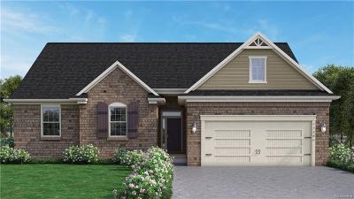 Bruce Twp Single Family Home For Sale: 71529 Julius Drive
