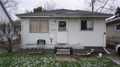 Warren Single Family Home For Sale: 13113 Prospect Avenue