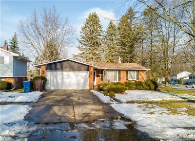 Superior, Superior Twp Single Family Home For Sale: 8695 Hemlock Court