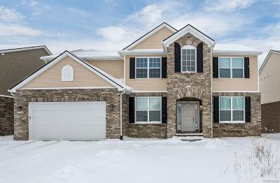 Single Family Home For Sale: 49479 Katelynn