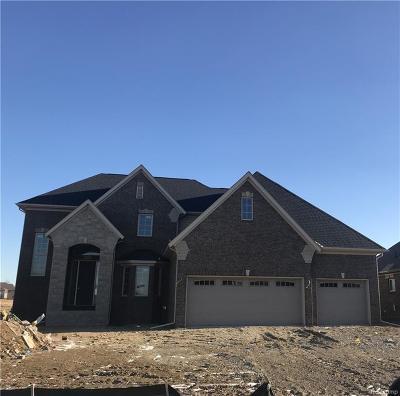 Washington Twp Single Family Home For Sale: 62558 Sawgrass Drive