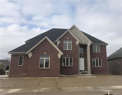 Washington Twp Single Family Home For Sale: 62595 Sawgrass Drive