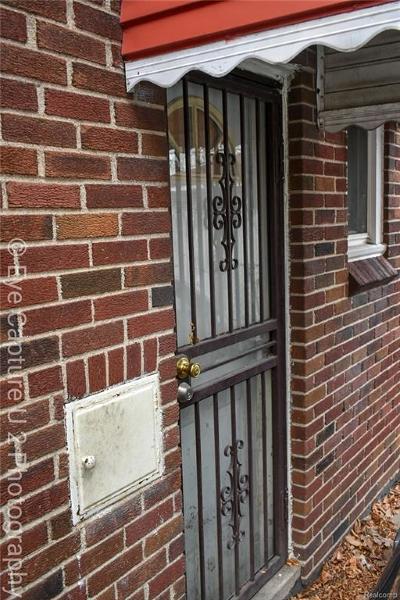 Detroit Single Family Home For Sale: 5790 Lakepointe Street