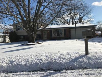 Genesee County Single Family Home For Sale: 1165 Highgate Drive