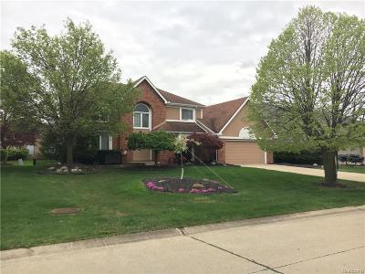Farmington, Farmington Hills Single Family Home For Sale: 37725 Blossom Lane