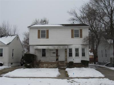 Single Family Home Sold: 21555 Blackmar Avenue