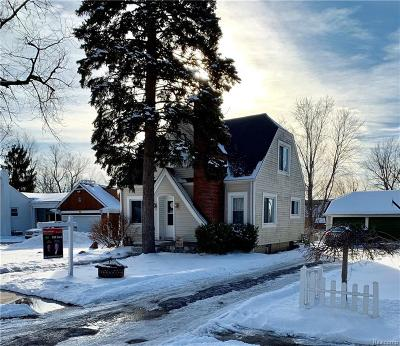Waterford, Waterford Twp Single Family Home For Sale: 110 S Avery Road