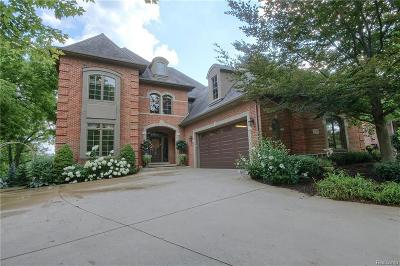 Commerce Twp MI Single Family Home For Sale: $649,900