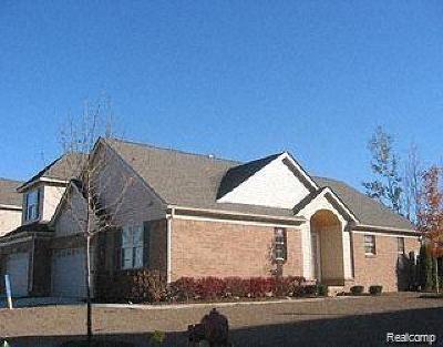Belleville, Belleville-vanbure, Van Buren, Van Buren Twp Condo/Townhouse For Sale: 7797 Chloe Court