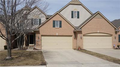 White Lake Condo/Townhouse For Sale: 8106 Springdale Drive