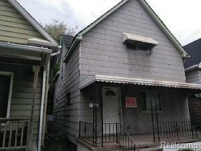 River Rouge MI Single Family Home For Sale: $23,900