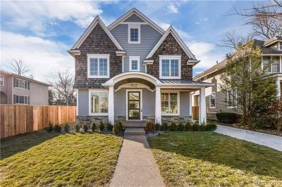 Birmingham Single Family Home For Sale: 912 Ann Street