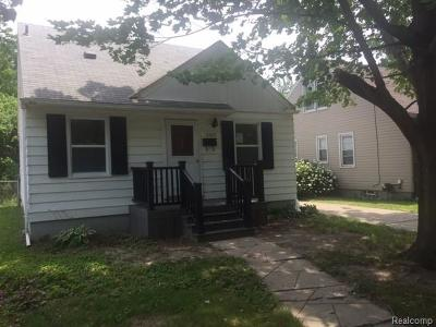 Taylor Single Family Home For Sale: 5921 Cooper Street