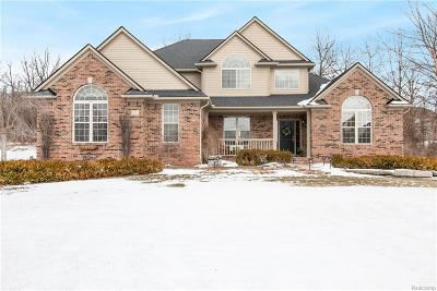 Oxford Single Family Home For Sale: 270 Willow Lake Drive