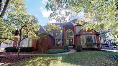 Troy Single Family Home For Sale: 2401 Tall Oaks Drive